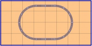 Free model railroad layout plans o gauge o-27 lionel mth atlas