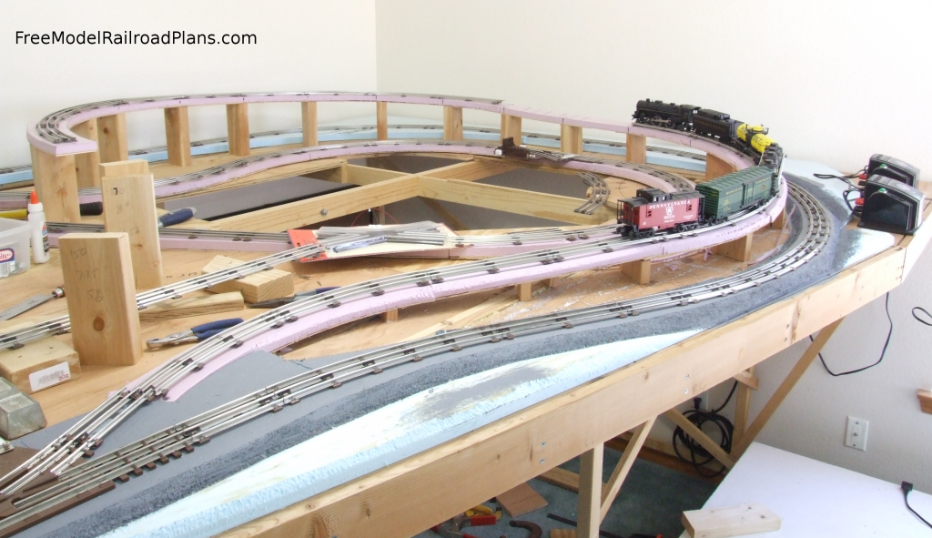 Roadbed A Solid Foundation For Your Model Railroad Layout